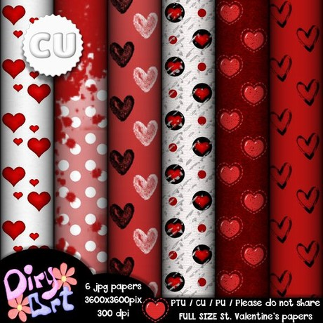 St. Valentines Papers