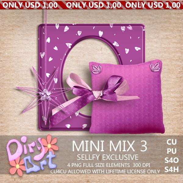 Mini Mix 3 - Exclusive