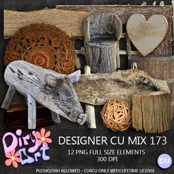 Designer CU Mix 173