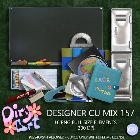 Designer CU Mix 157