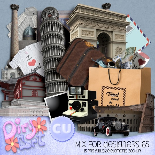 Mix for Designers 65