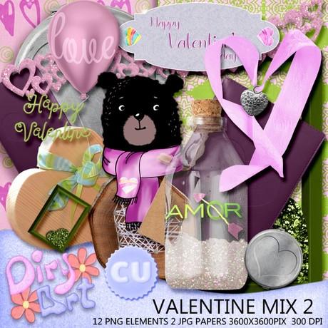 Valentine Mix 2