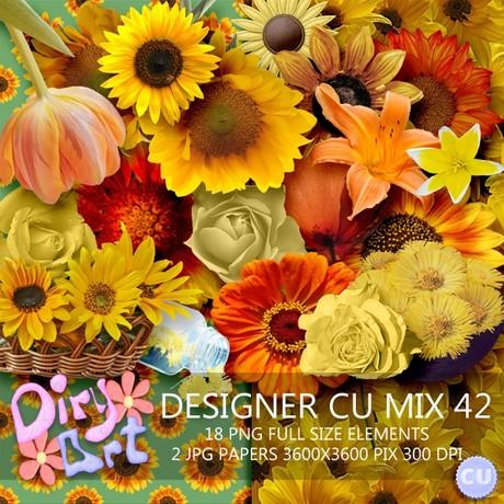 Designer CU Mix 42
