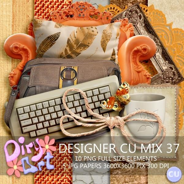 Designer CU Mix 37