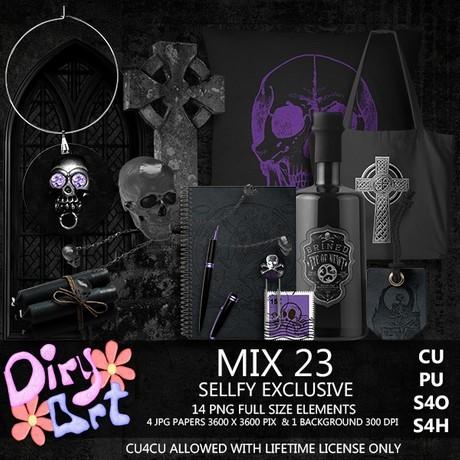 Exclusive Mix 23