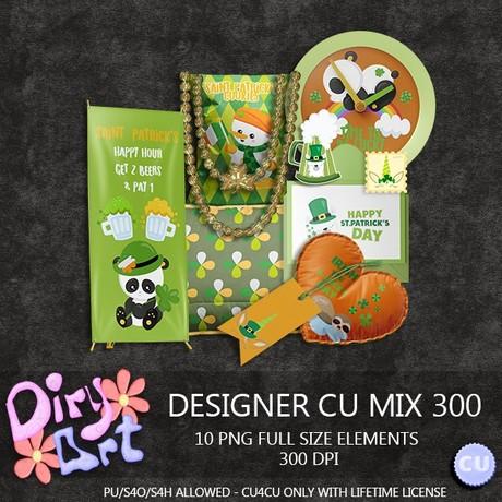 Designer CU Mix 300