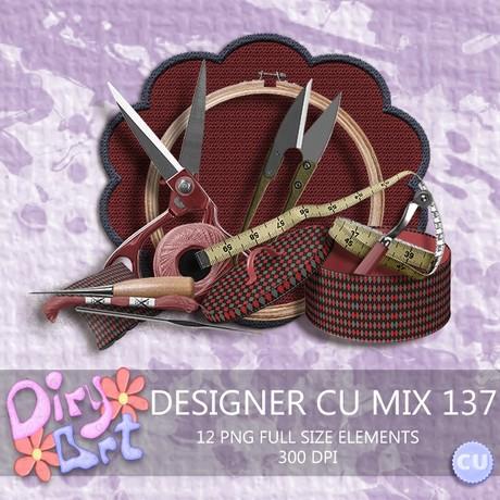 * Designer CU Mix 137 *