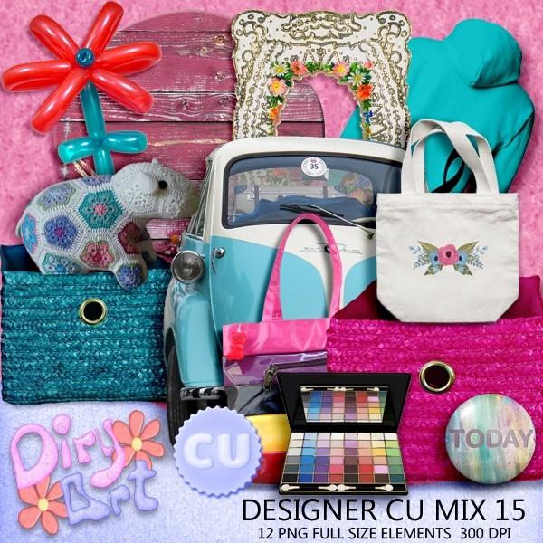 Designer CU Mix 15
