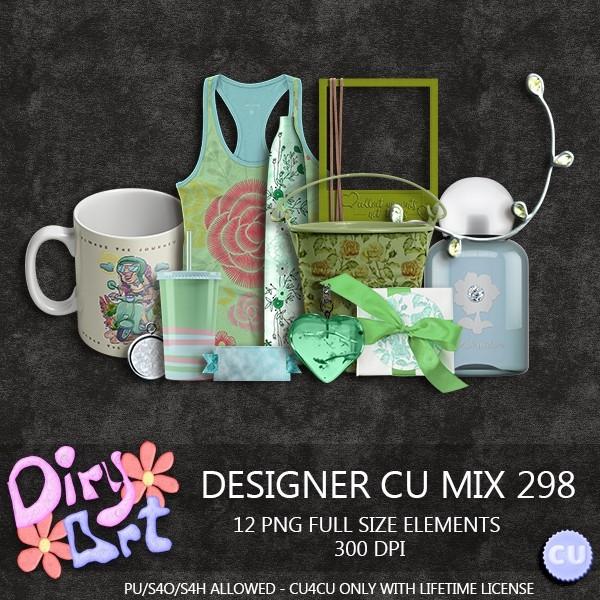 Designer CU Mix 298