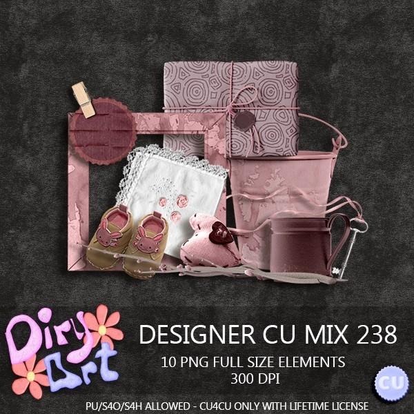 Designer CU Mix 238