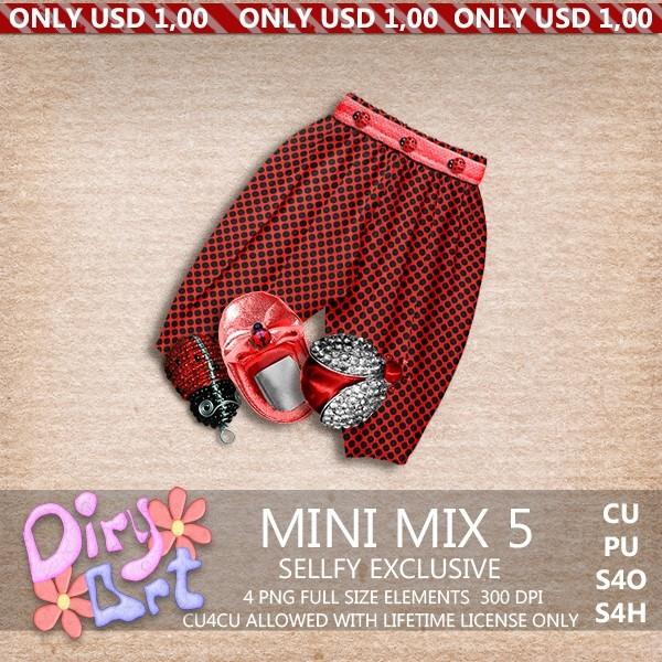 Mini Mix 5 - Exclusive
