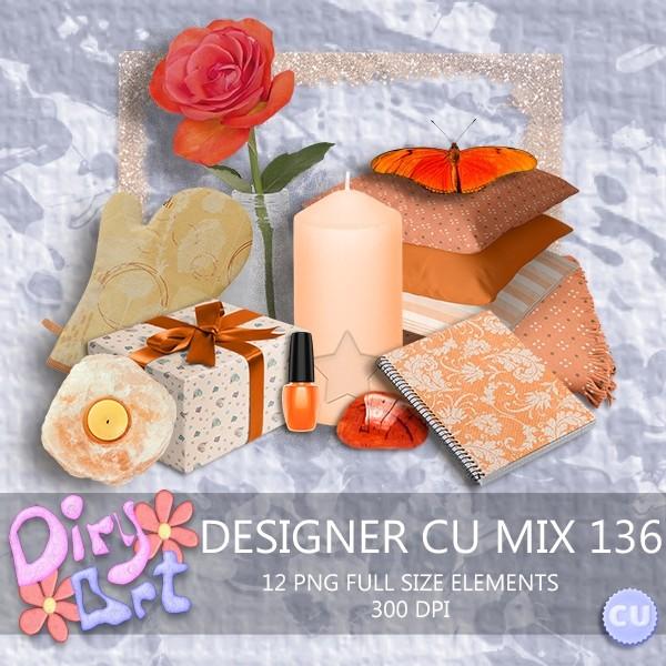 Designer CU Mix 136