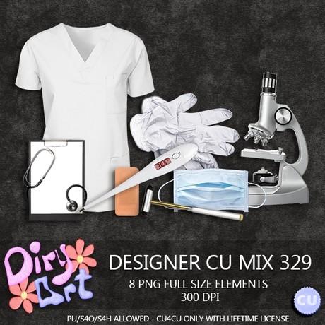 Designer CU Mix 329