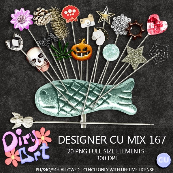Designer CU Mix 167
