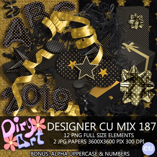 Designer CU Mix 187