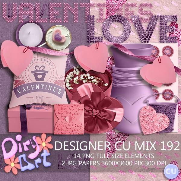 Designer CU Mix 192