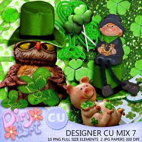 Designer CU Mix 7