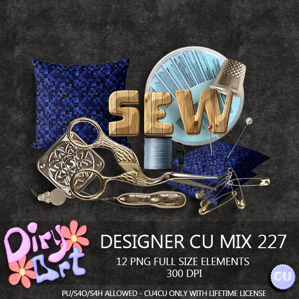Designer CU Mix 227