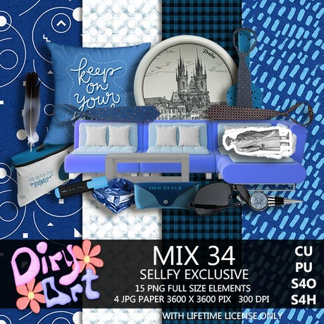 Exclusive Mix 34
