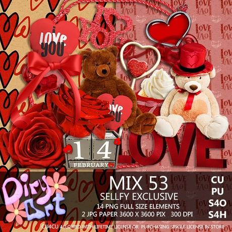 Exclusive Mix 53