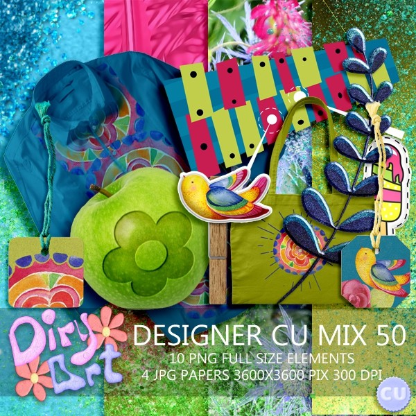Designer CU Mix 50