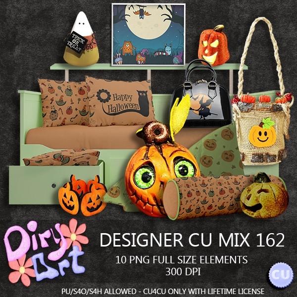 Designer CU Mix 162