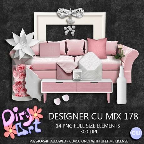 Designer CU Mix 178