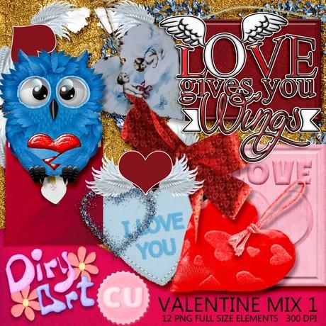 Valentine Mix 1