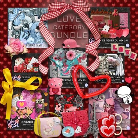 Love category Bundle