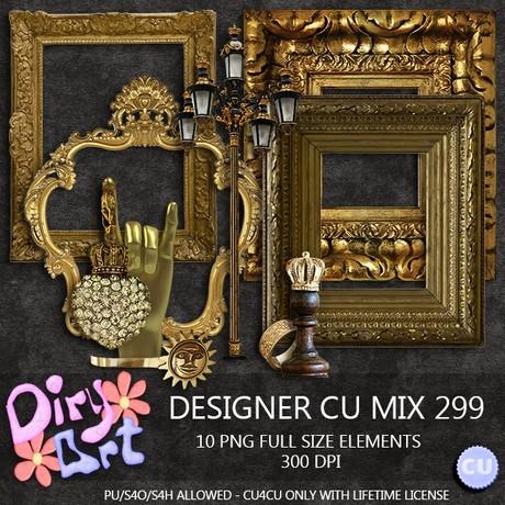 Designer CU Mix 299