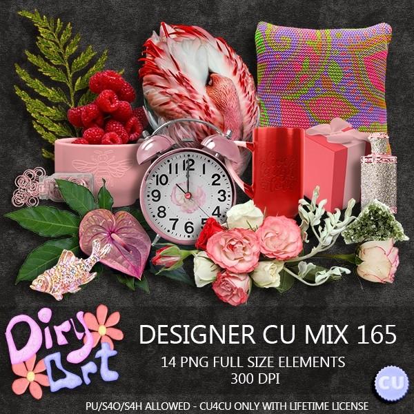 Designer CU Mix 165