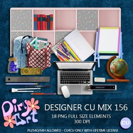 Designer CU Mix 156