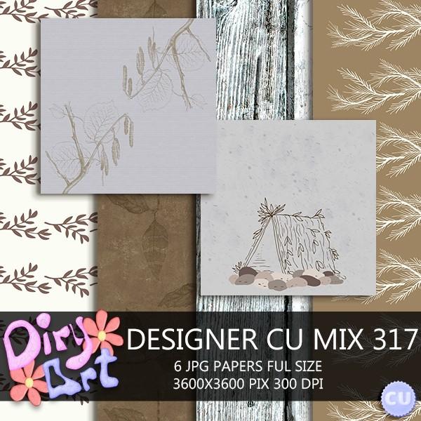 Designer CU Mix 317