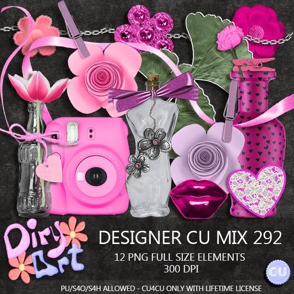 Designer CU Mix 292