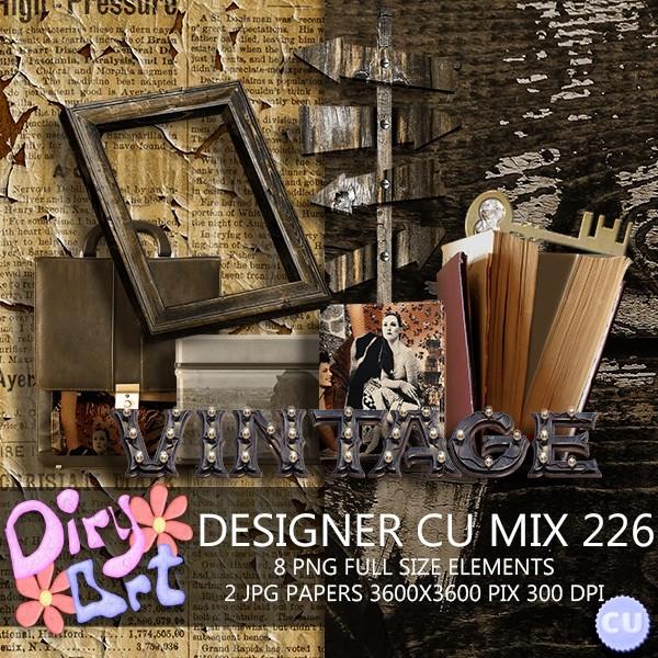 Designer CU Mix 226