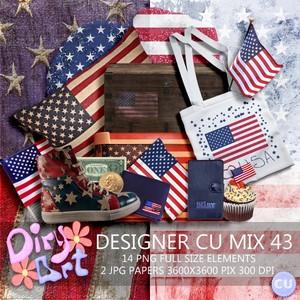 * Designer CU Mix 43 *