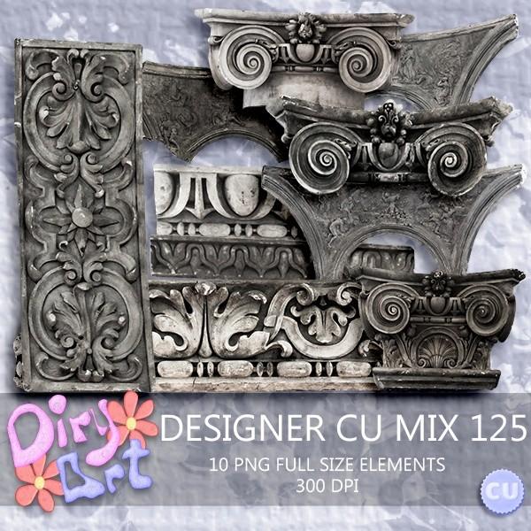 Designer CU Mix 125