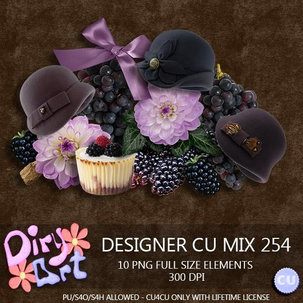 Designer CU Mix 254
