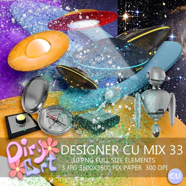 Designer CU Mix 33