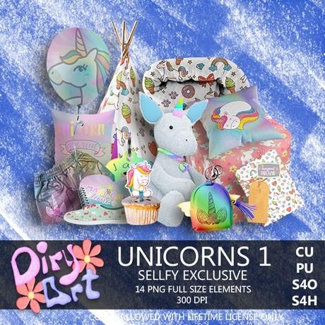 Unicorns 1 - Exclusive