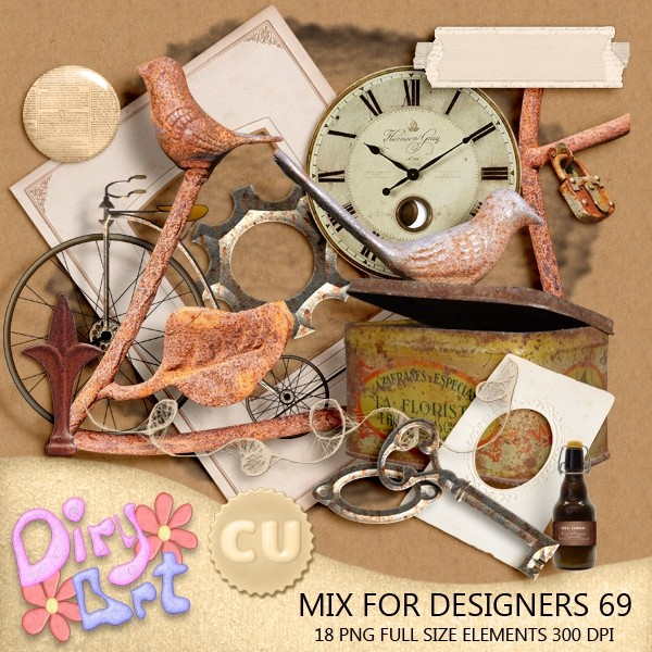 Mix for Designers 69