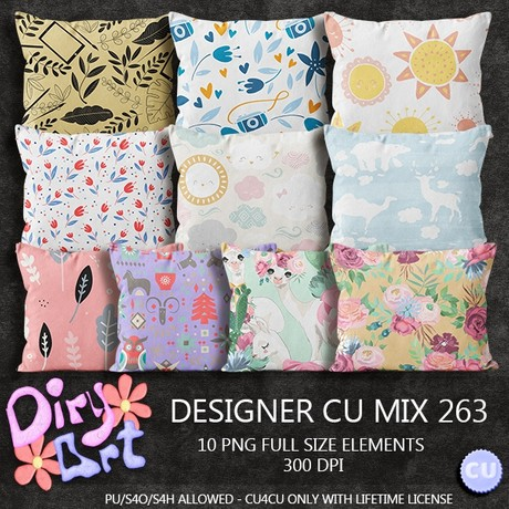 Designer CU Mix 263
