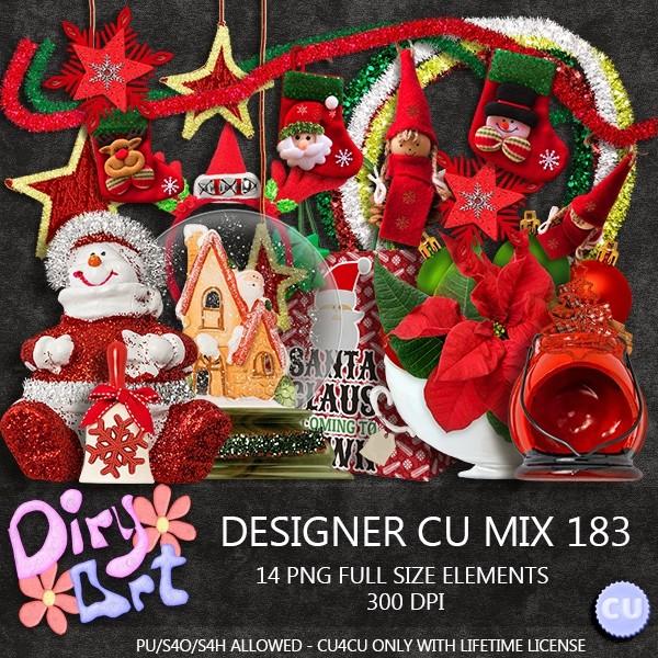 Designer CU Mix 183