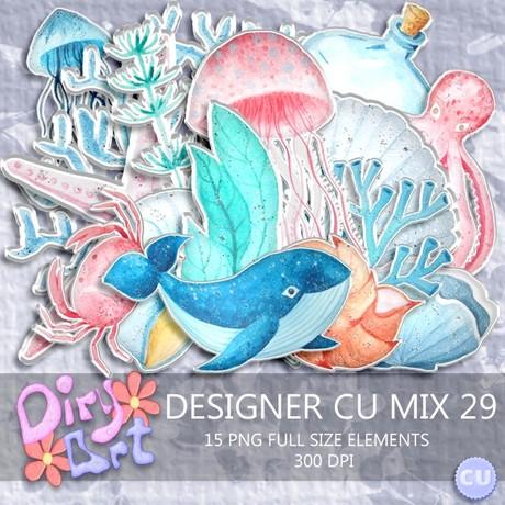 * Designer CU Mix 29 *