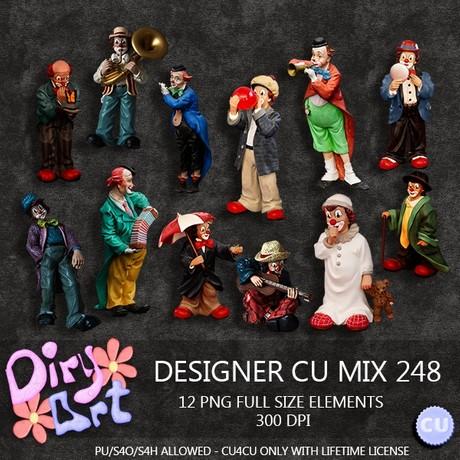 Designer CU Mix 248