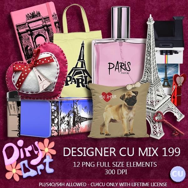 Designer CU Mix 199