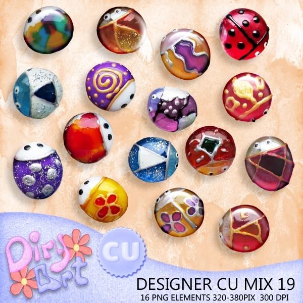 Designer CU Mix 19