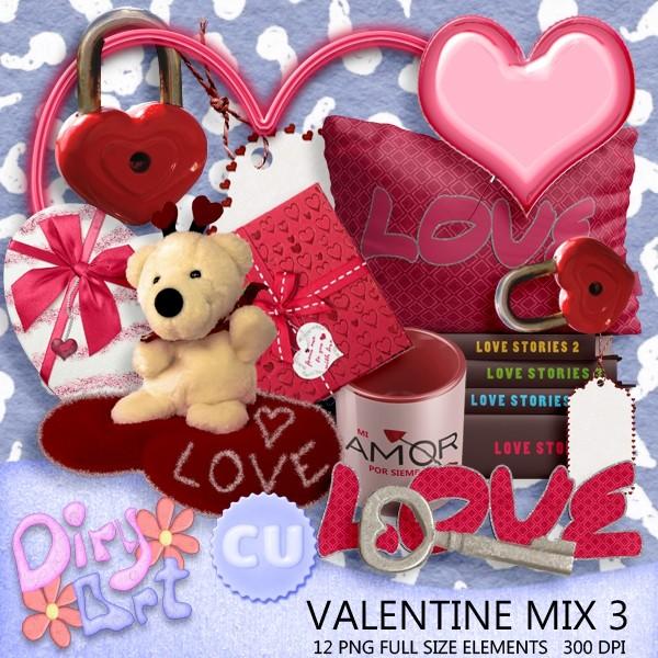 Valentine Mix 3