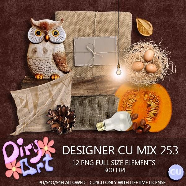 Designer CU Mix 253