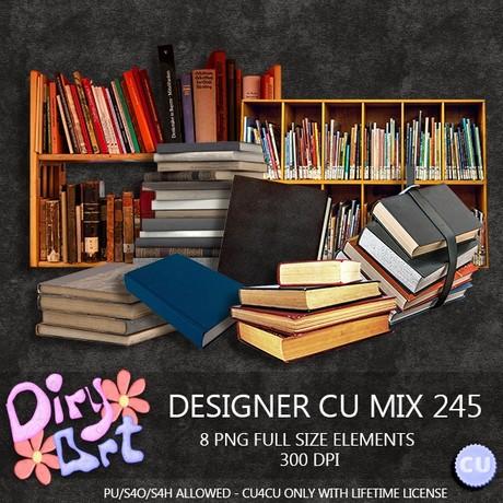 Designer CU Mix 245